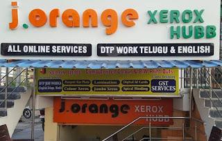J Orange Xerox Hubb