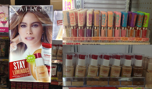New at the drugstore ~ August 2015