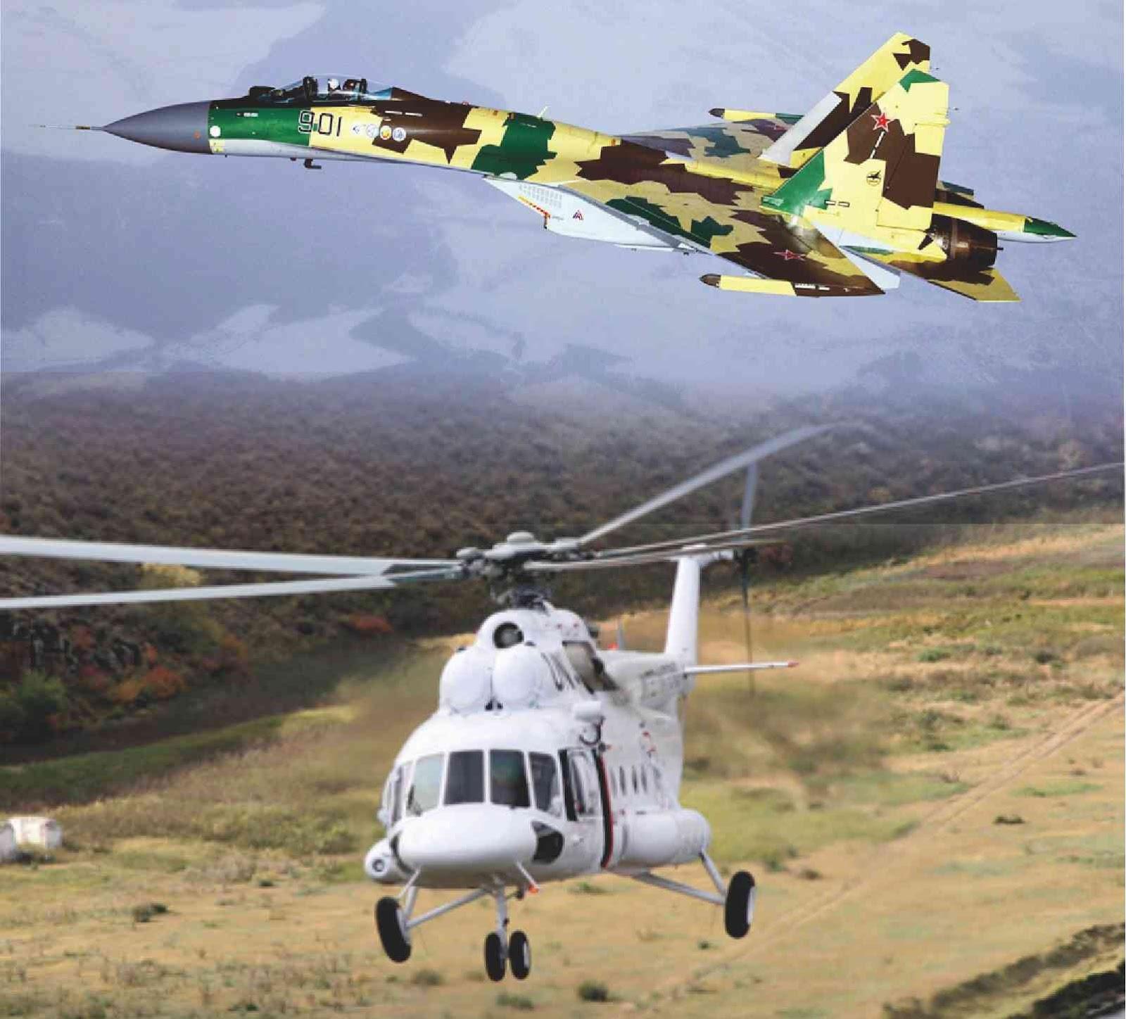 Alutsista Jet Tempur, Kapal selam, helikopter, ditawarkan Rusia