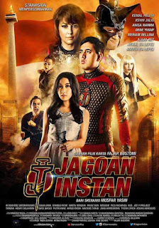 Download Film Jagoan Instan (2016) DVDRip