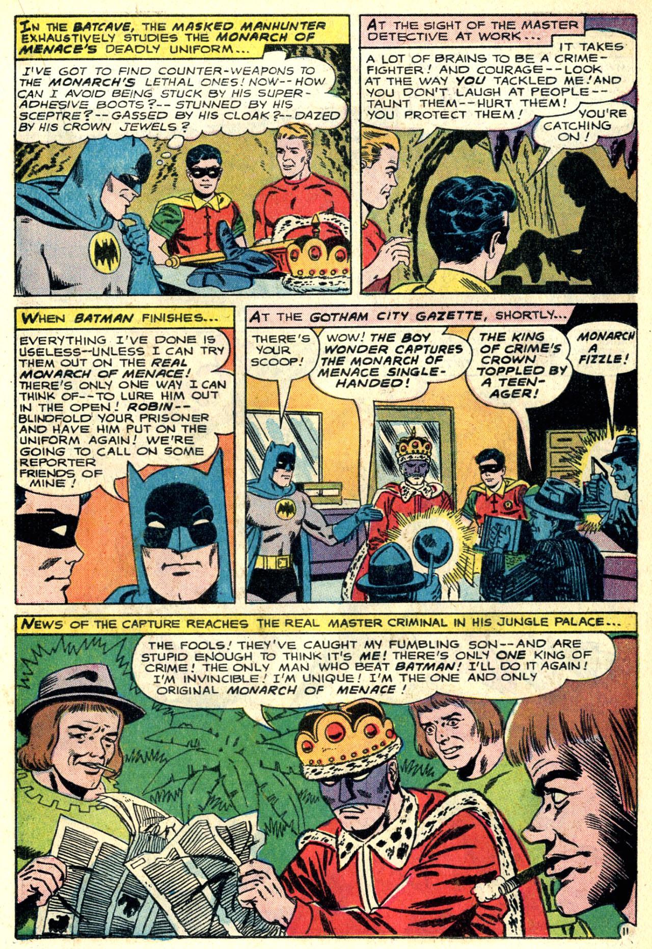Detective Comics (1937) 350 Page 16