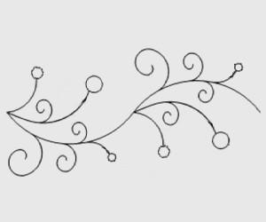 cara+menggambar+batik