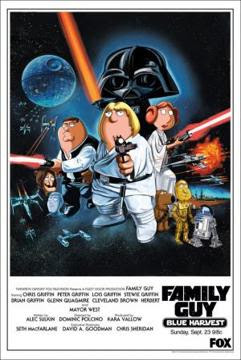 Padre de familia presenta Blue Harvest (2007) | 3gp/Mp4/DVDRip Latino HD Mega