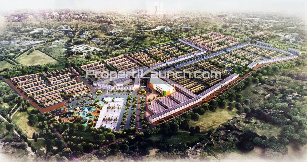 Master Plan Grand Batavia Tangerang
