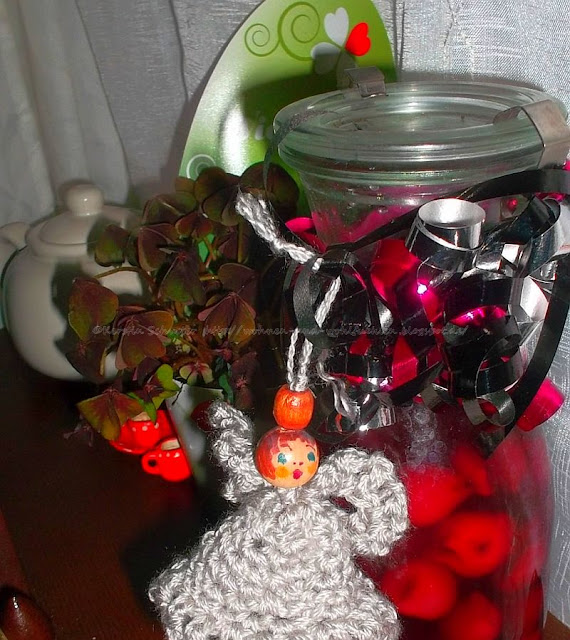 Mitbringsel Silvester selbst gemacht