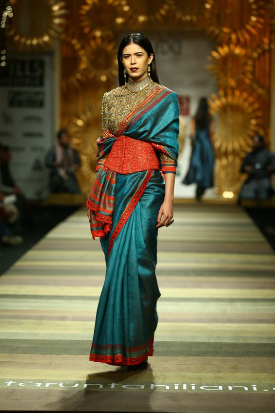 85 Modern Saree Draping Styles || How To Wear Saree In An Interesting Way | Bling Sparkle