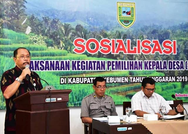Pilkades Serentak 400 Desa Digelar Tahun Ini, Ada Sanksi Tegas Bagi Kades yang Muwur