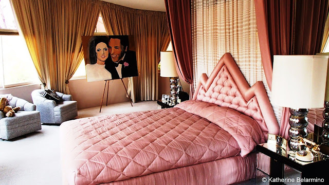Elvis Honeymoon Hideaway Master Suite, Palm Springs, California
