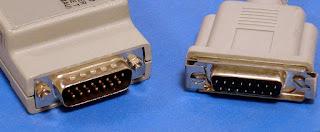 AUI connector