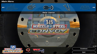 HARD TRUCK 18 WHEELS OF STEEL CONVOY Cover Photo