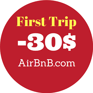 Get $30 off your first trip