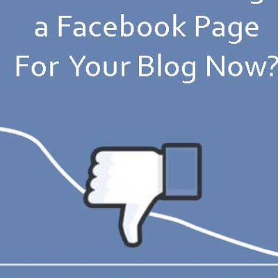 Is It Worth Having a Facebook Page For Your Blog Now?