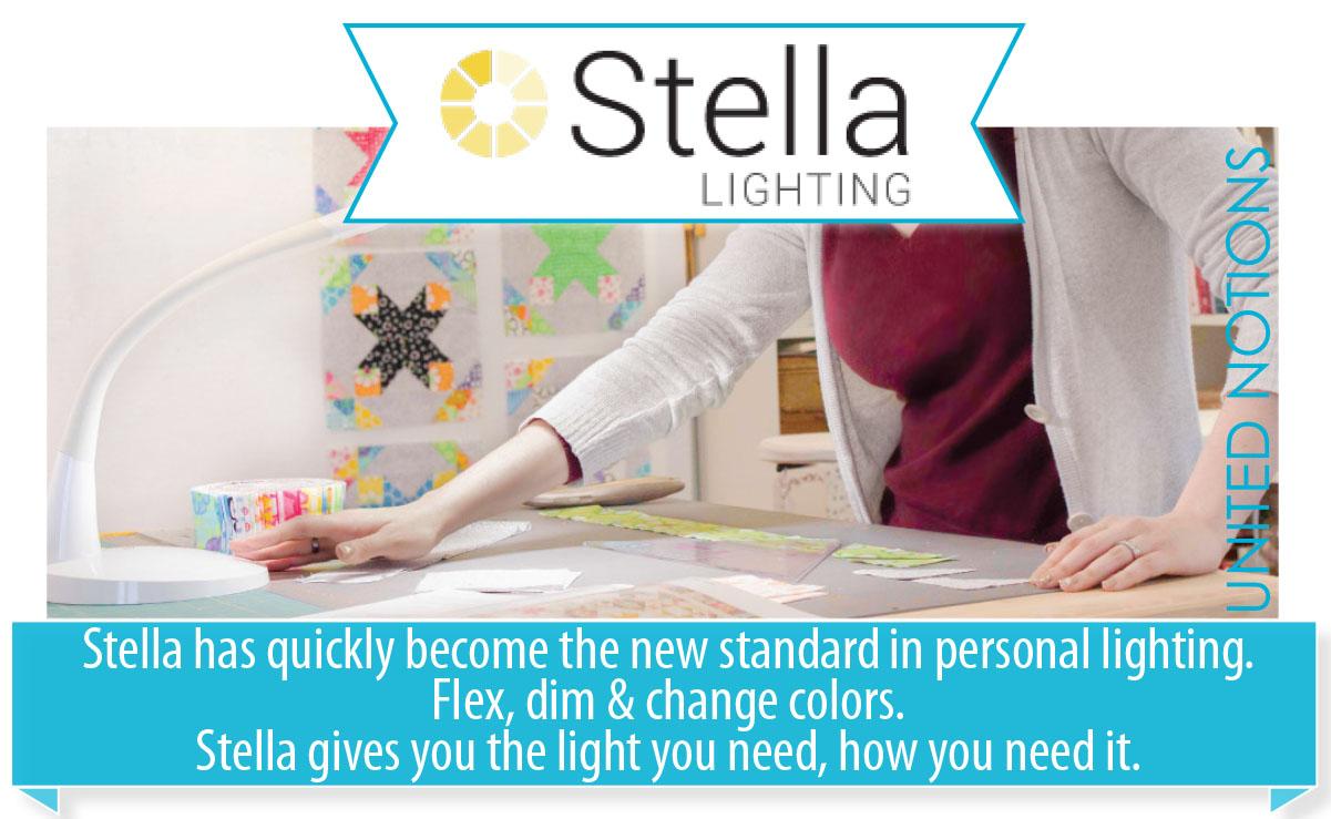 Stella Lighting  sc 1 st  Moda... the Cutting Table - United Notions & Stella Lighting u2013 modafabrics