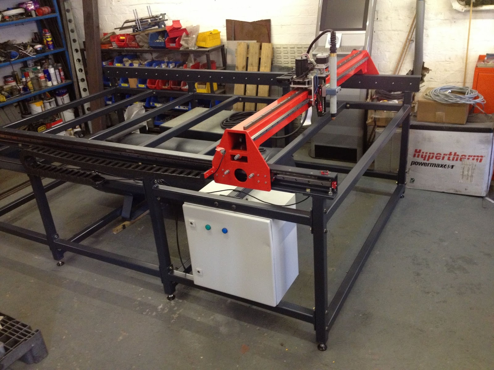 Adam Horton Cnc Plasma Build