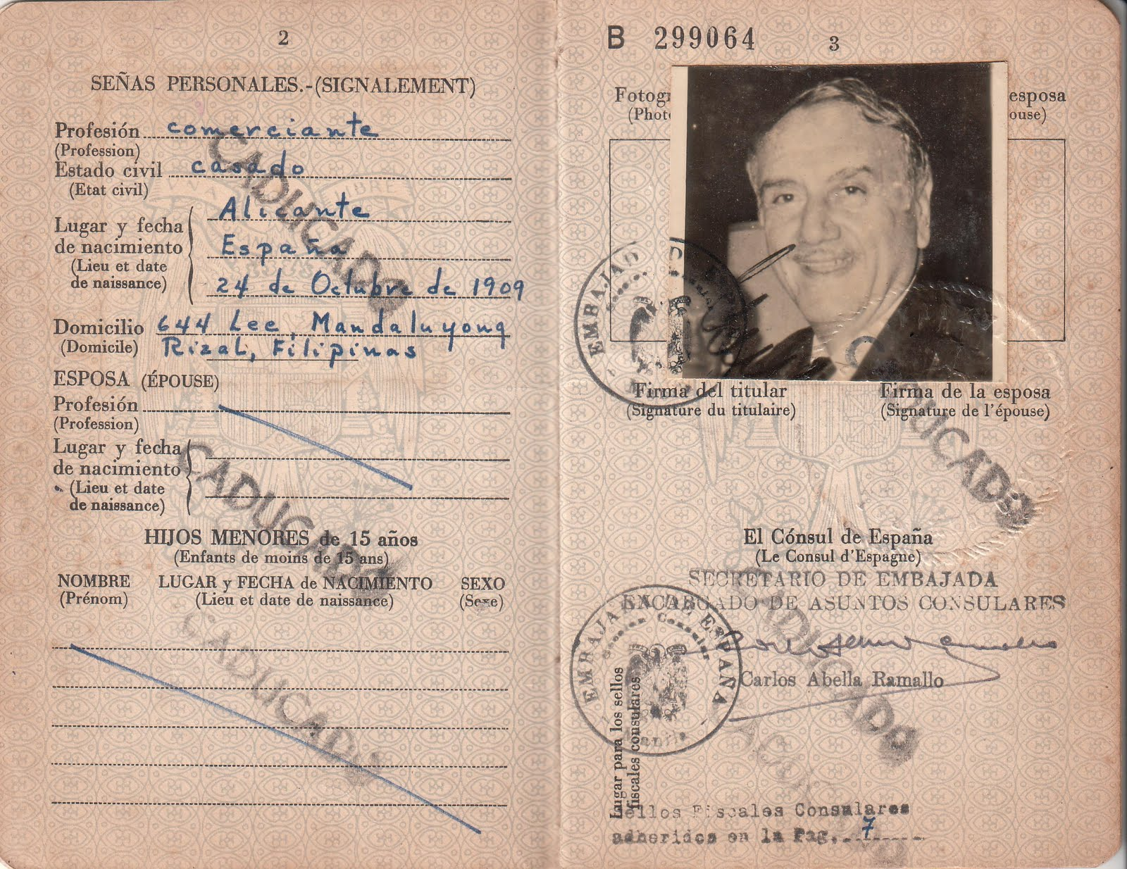 Passport Stampaholic: A Spanish Resident in the