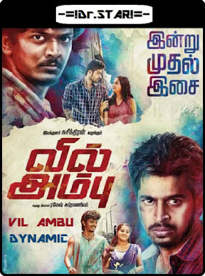 Vil Ambu 2016 Dual Audio 720p UNCUT HDRip 1.3Gb x264