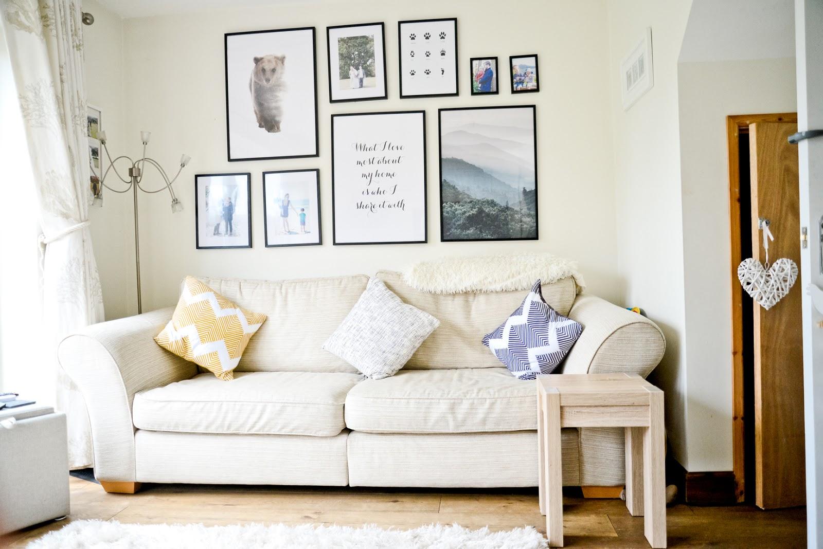 minimalism, minimaising living room,