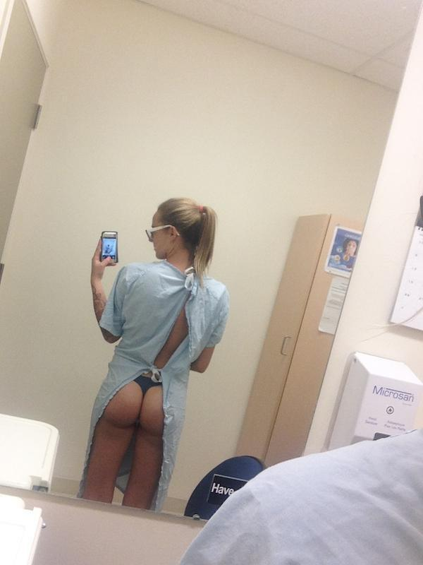 Great Nurse Ass 105