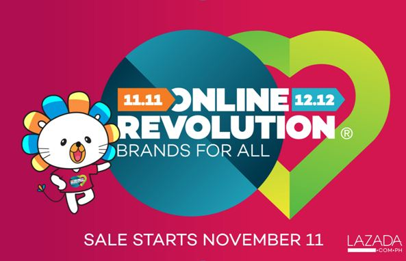 Lazada launches 11.11 with More than 1M Deals! #PressRelease