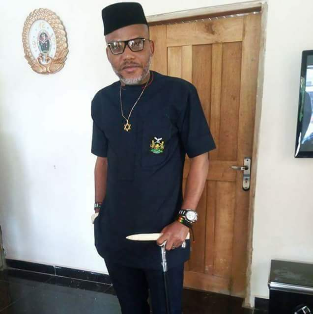 THERE'LL BE NO ELECTION IN ANAMBRA, WHOLE OF BIAFRALAND – KANU