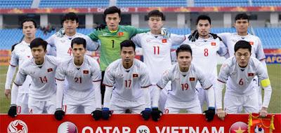 CB-CNV công ty Thép Bắc Việt cổ vũ cho đội Tuyển U23 Việt Nam