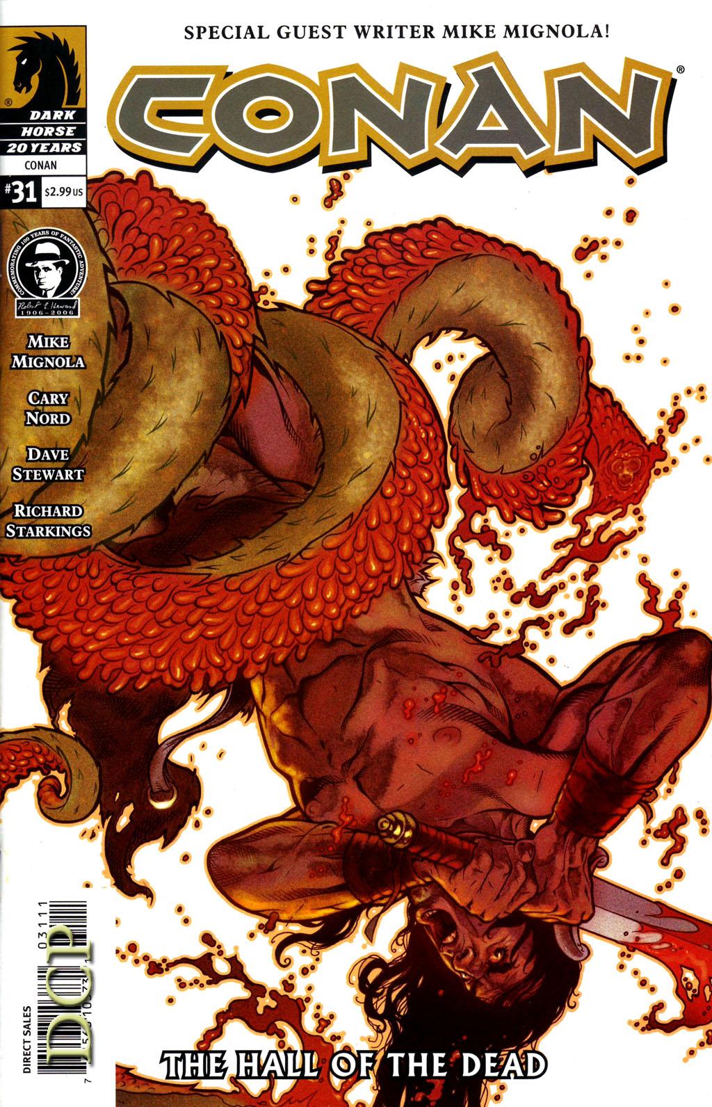Conan (2003) 31 Page 1