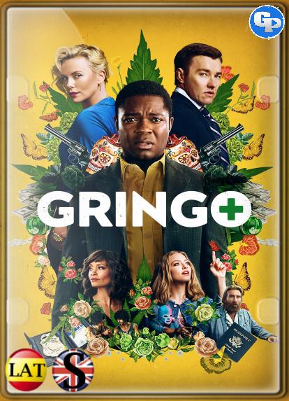 Gringo: Se Busca Vivo O Muerto (2018) HD 720P LATINO/INGLES