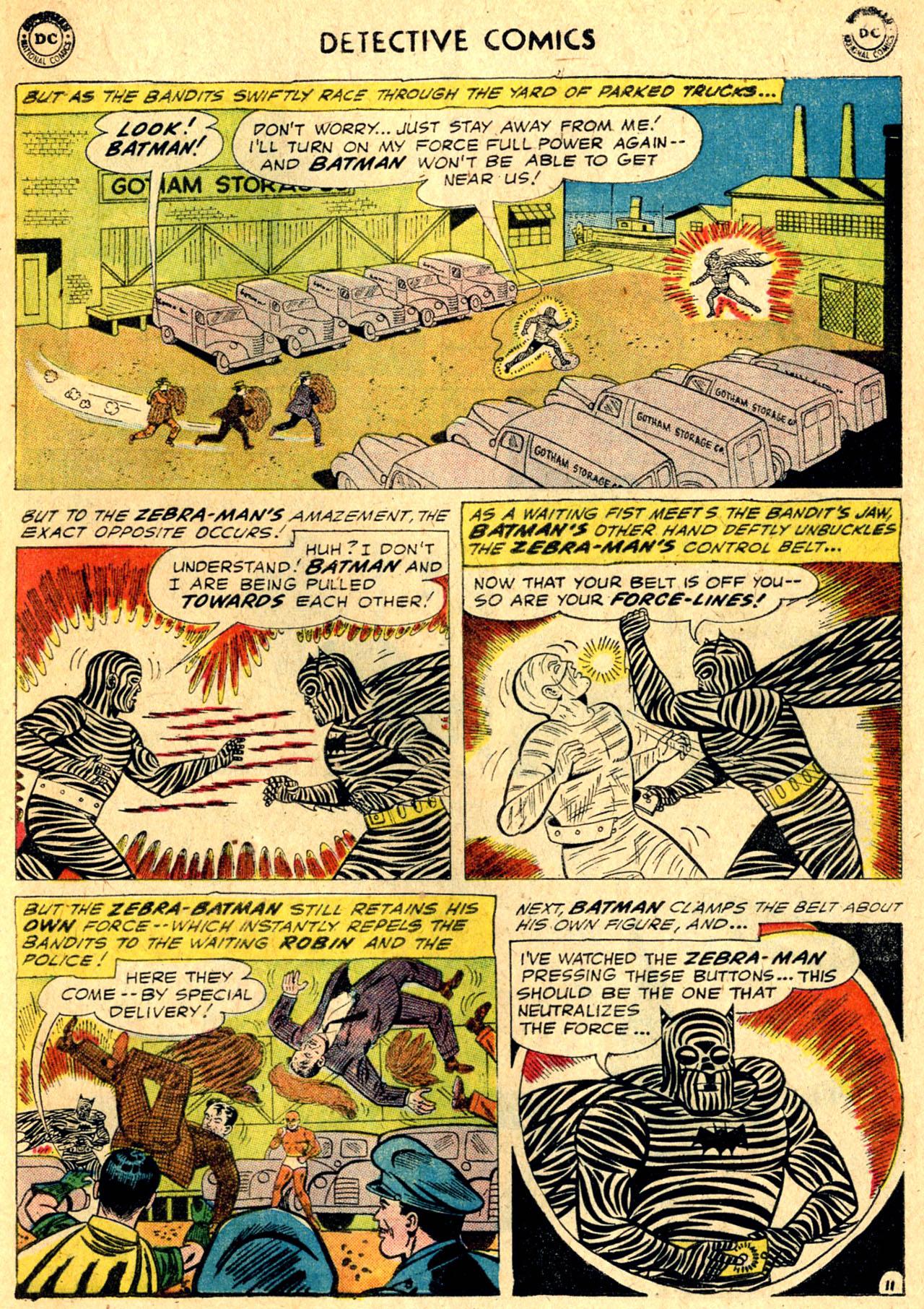Read online Detective Comics (1937) comic -  Issue #275 - 13