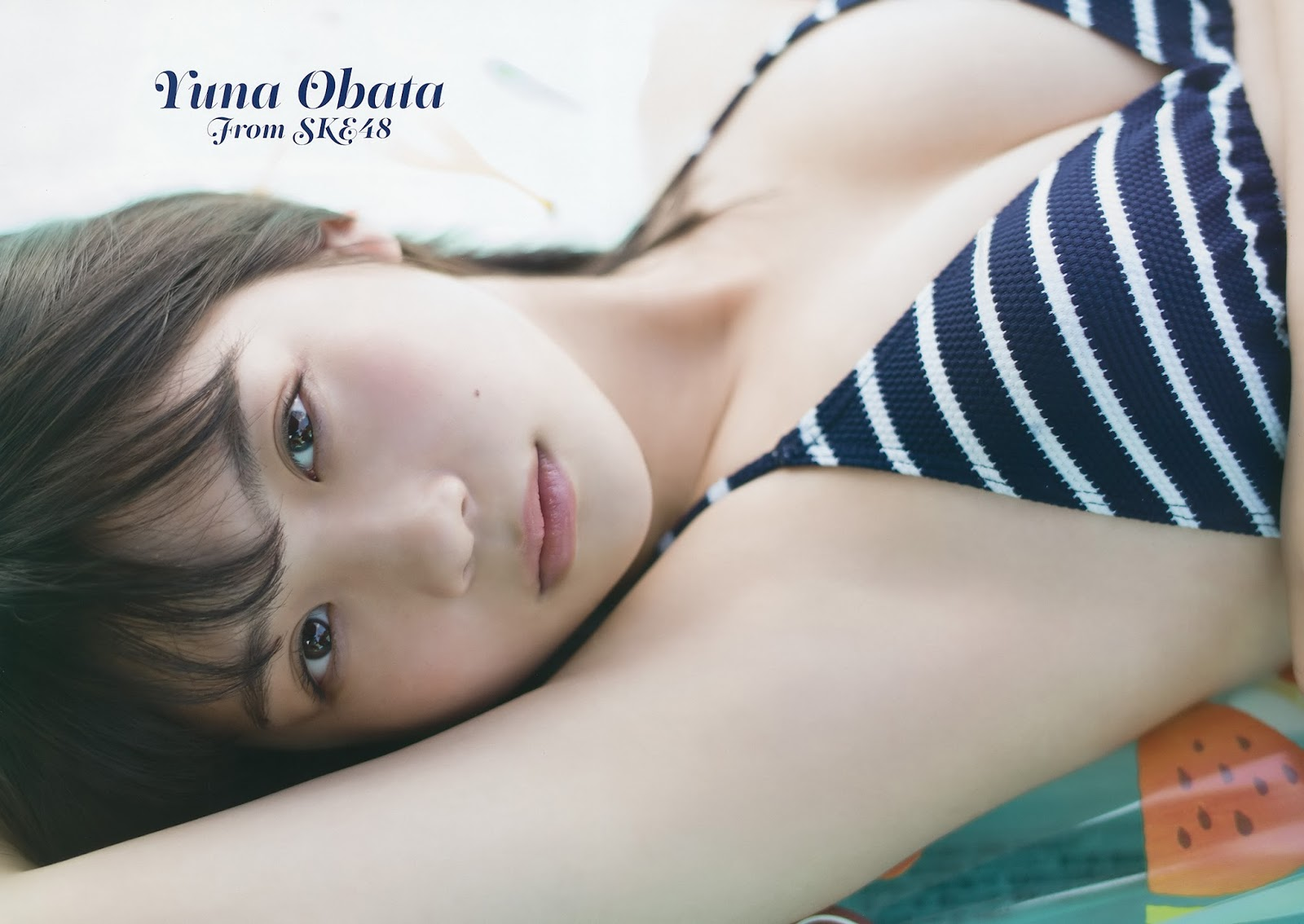 Obata Yuna 小畑優奈, Young Gangan 2017 No.22 (ヤングガンガン 2017年22号) Part.02