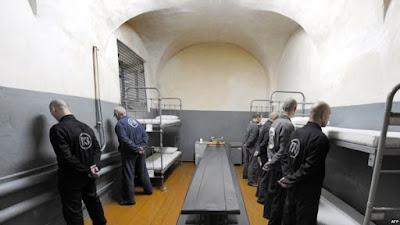 Belarus prison