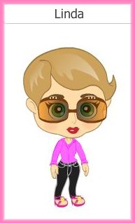 My YoVille Avatar