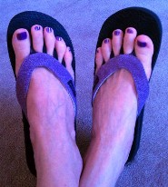 9e962e60cbc ToeSox Five Toe Sandals with GIVEAWAY. I ve long been a fan of ToeSox
