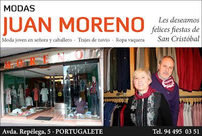 Modas Juan Moreno
