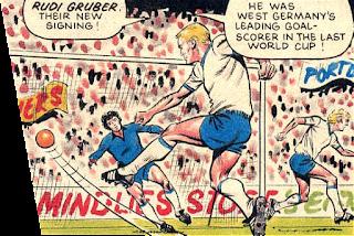 Portdean Rudi Gruber 1982/83