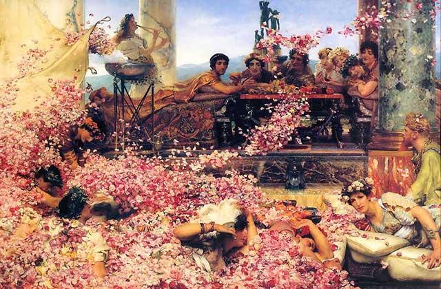 Caligula Gemar Berfoya-Foya dan Menguras Anggaran Negara