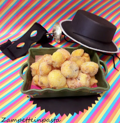 Frittelle allo yogurt - Ricetta di Carnevale