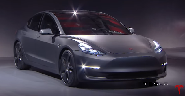 Tesla Electric Car Model 3 Unveiled At $35,000; Available For Pre-Order In India