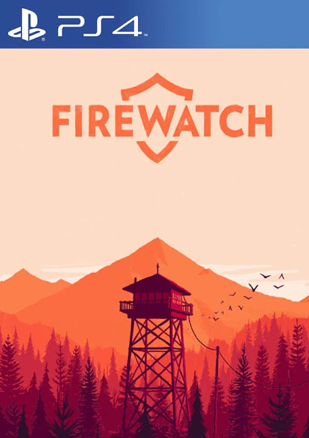 Firewatch Game Download Cover Free