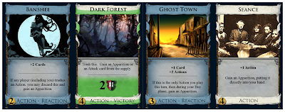 Cards that give you Apparitions