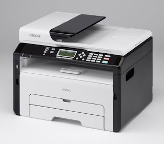 Download Ricoh SP 212SNw Driver Printer