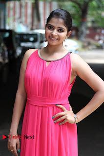 Actress Gayatri Rema Pictures in Pink Dress  0007.jpg
