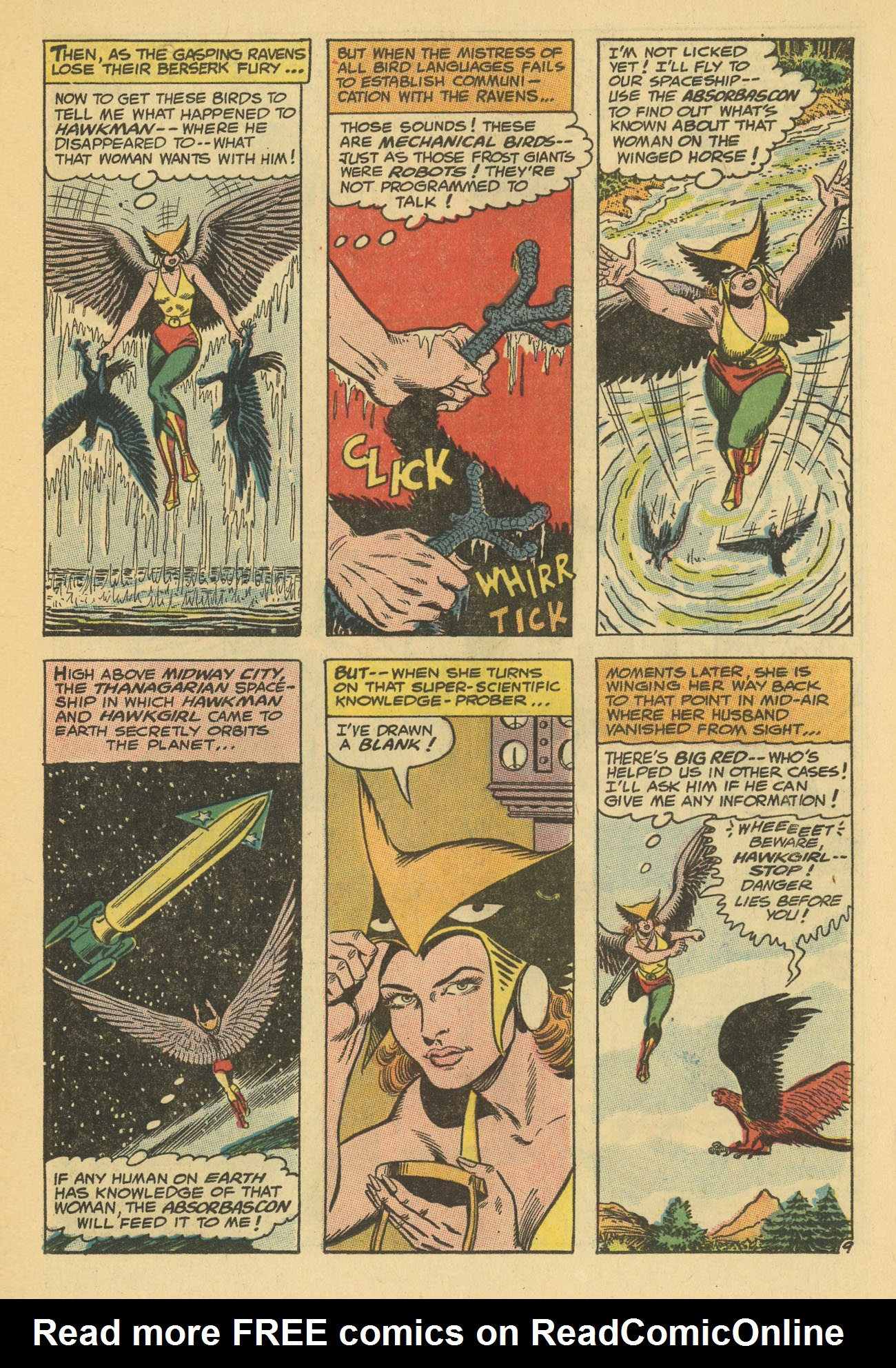 Hawkman (1964) issue 13 - Page 15