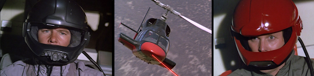 Airwolf 3rd Season episode 'AIRWOLF II' with Jan-Michael Vincent and Wings Hauser