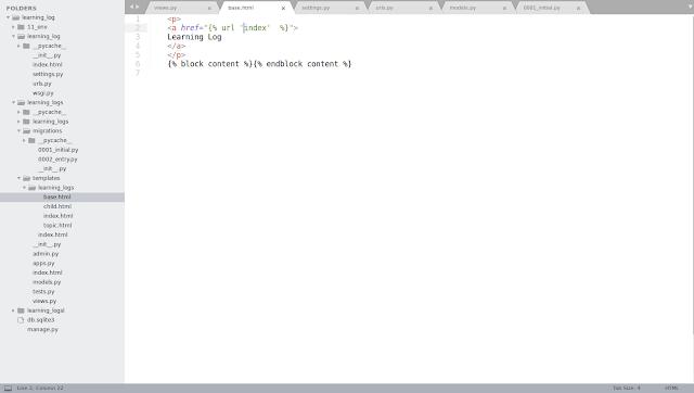 python  base.html