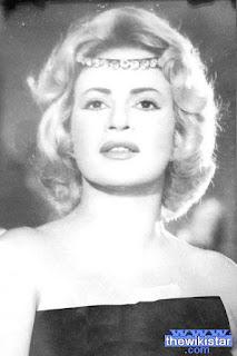 هند رستم (Hind Rostom)، ممثلة مصرية