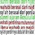CIRI CIRI  WAHABI SALAFY PALSU