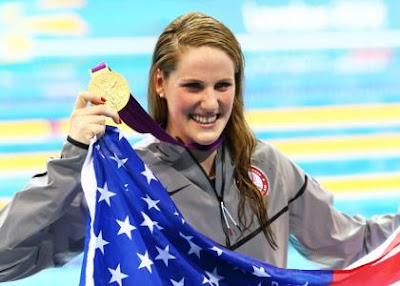 US-Swimmer-Missy-Franklin-Takes-Home-First-Olympic-Gold