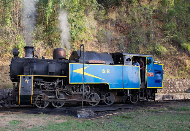 nilgiri toy train