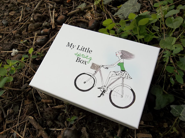 My Little Box - Avril 2012