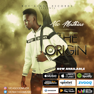 Album: Vic Mathias - The Origin (Available On Digital Stores) || @vicmathiasmusic